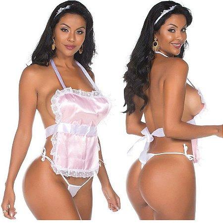 Kit Mini Fantasia Babá Sexy Pimenta Sexy - Sex shop