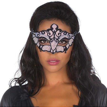 Mascara Sensual 50tons de Cinza Preto e Branco Pimenta Sexy - Sexshop