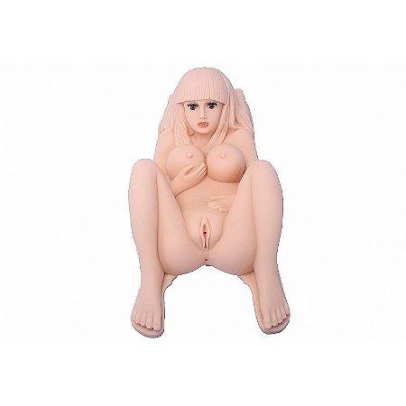 Masturbador Corpo com voz em vagina e anus em Cyberskin - Sexshop