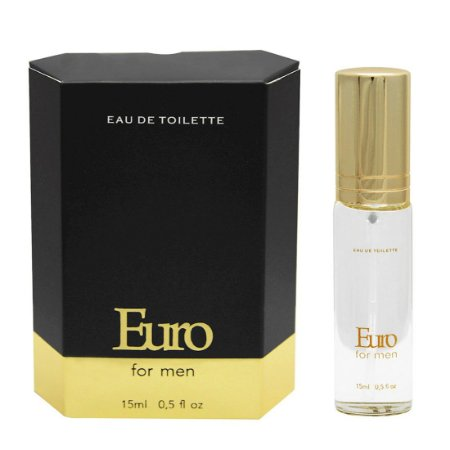 Perfume Masculino Euro 15ml INTT - Sex shop