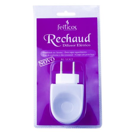 Rechaud Difusor eletrico feitiços - Sex shop