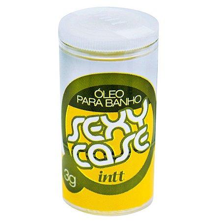 Sexy Case Bolinha Aromática 02 unidades INTT Amarelo - Sex shop