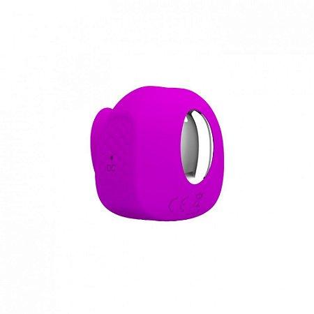 Vibrador formato de Língua 12 vibrações - Estelle Pretty Love