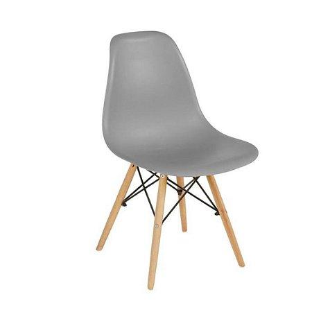 Cadeira Eames Cor Cinza