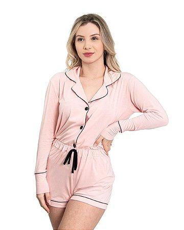 Pijama Camisaria Triplo in Baby