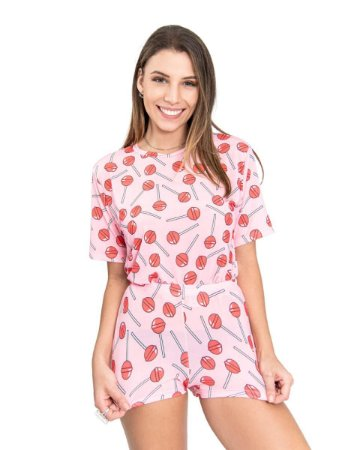 Pijama Comfy Pirulito