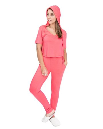 Conjunto Summer All Coral