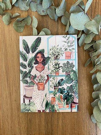 Azulejo Musa Planta 15X20