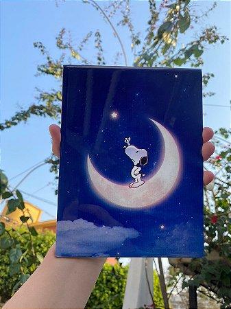 Azulejo Lua Snoopy - 15X20
