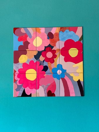 Mosaico Primavera