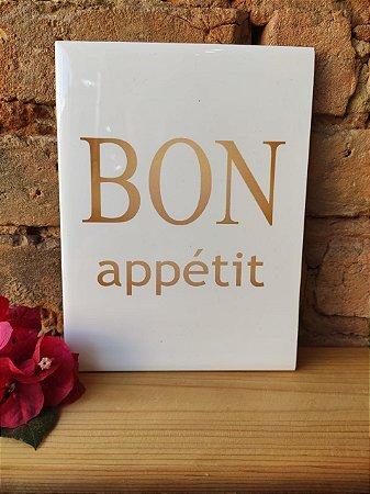 Azulejo Bon Appétit