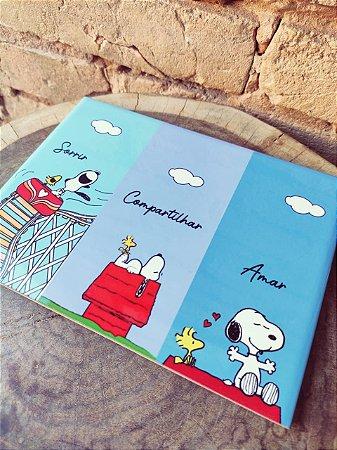 Azulejo 15 x 20 - Snoopy sorrir
