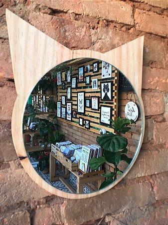 Espelho Gatinha