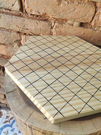 Tábua GRID Hexagonal