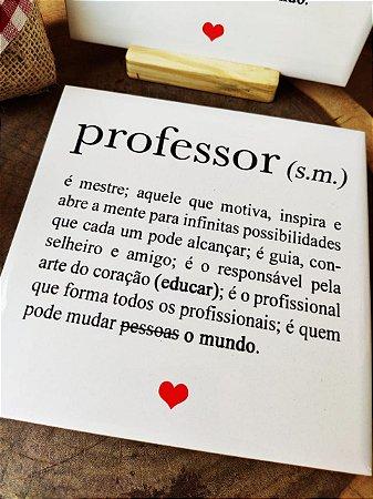 Azulejo 15 x 15 - Definição de professor