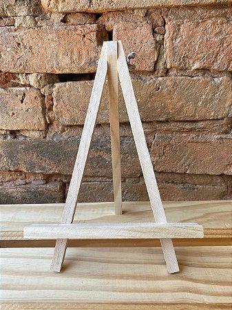 Cavalete para suporte de azulejo