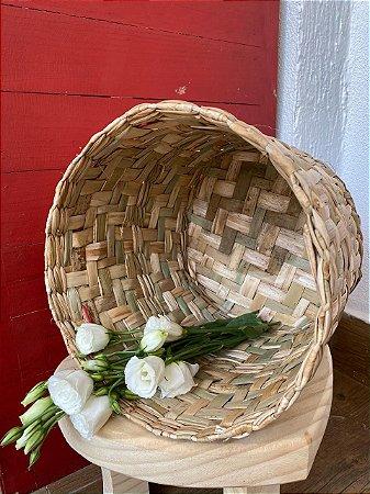 Cesto de bambu - grande