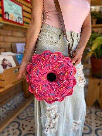Bolsa Donuts Rosa