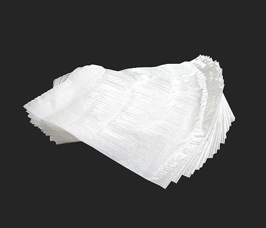 Sacos de ráfia para entulho tamanho 50x70 cm (pacote com 50 peças)