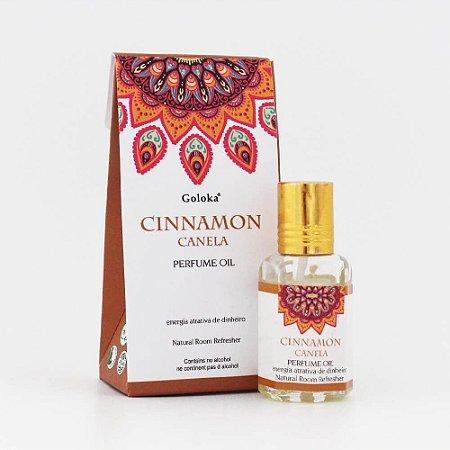 Perfume Indiano Canela - Goloka - 10ml