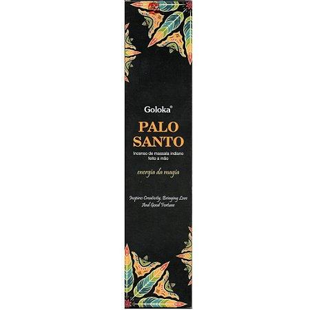 Incenso massala Indiano Palo Santo - Energia da magia, criatividade, boa fortuna.