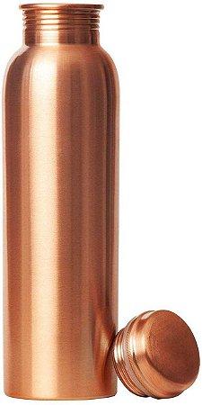 Garrafa Térmica de Cobre 1 litro - Rotina Ayurveda