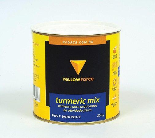 Tumeric Mix Suplemento energético  200g.   Pós Workout!