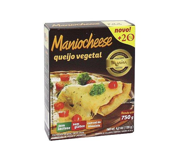 Mandiokejo 120g - Queijo Vegetal Vegano. Sem Lactose ,Sem Glúten e  Sal Rosa.