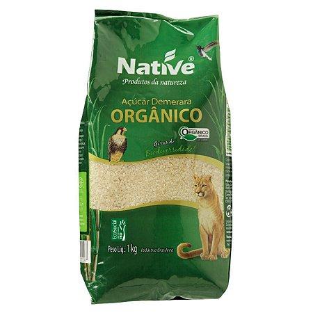 Açúcar Orgânico Demerara  1 kg.