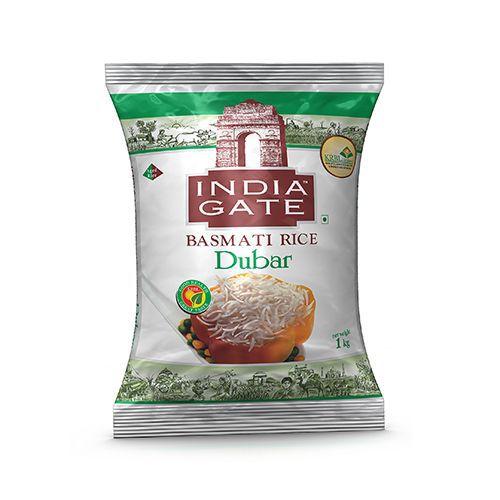 Arroz Indiano Basmati 1 kg.  Produto de origem Índia.