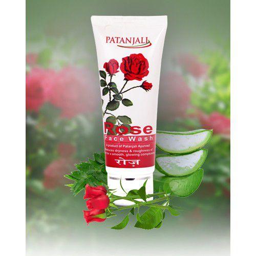 Loção para limpeza facial a base de Rosas. Peso 60g.