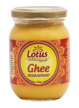 Lotus Ghee Douradinho - 200g/268 ml.