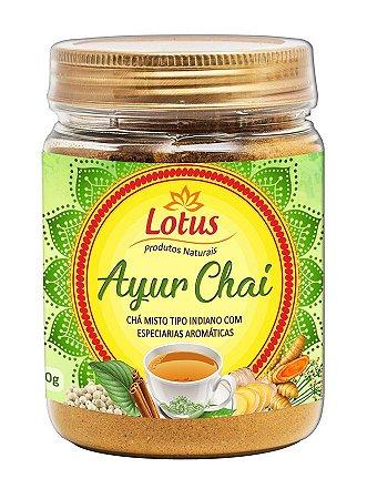 Lotus Ayur Chai - 100g - Novo rótulo