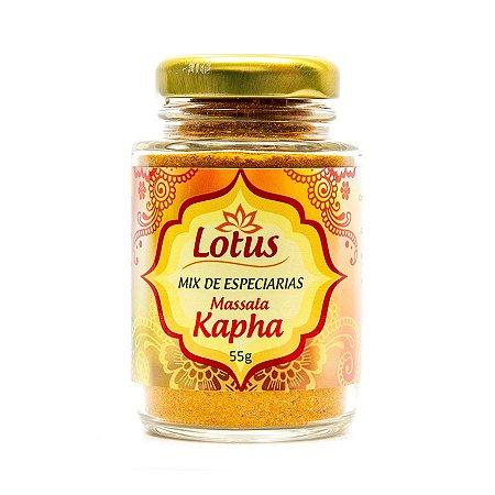 Tempero Massala Kapha Lotus - 55g