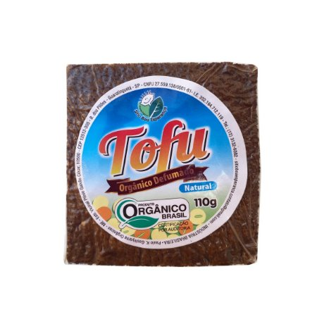 Tofu defumado Orgânico - Natural - 110G