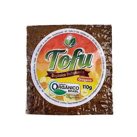 TOFU DEFUMADO ORGÂNICO - ORÉGANO - 110G