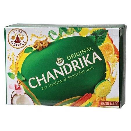 Sabonete Ayurvédico Chandrika - 75g - Indiano