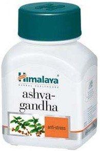 Fitoterápico Ashvagandha -  Withania somnifer -  Suplemento para  saudê masculina.Contem  60 capsulas  com 250mg.