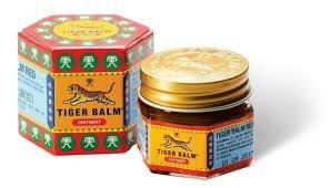 Tiger balm- balsamo indiano com ervas para dores