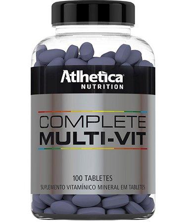 Complete MultiVit 100tabs - Atlhetica Nutrition