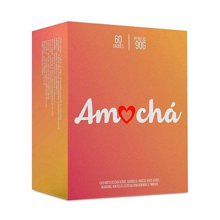 AMOCHÁ - 60 sachês