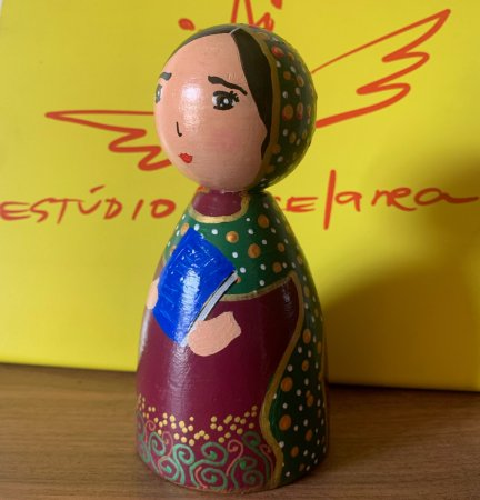 Boneca Malala
