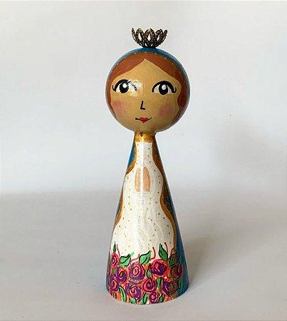 Boneca Virgem Maria