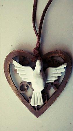 Colar CoraçãoDivino