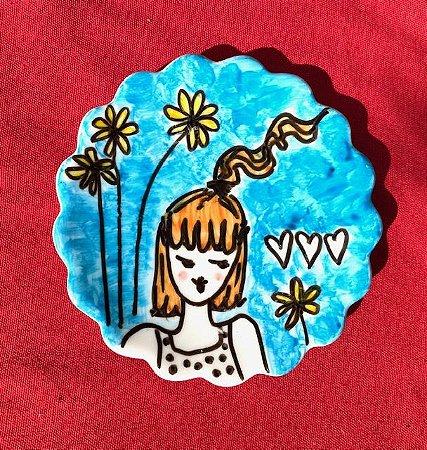 Mini Prato Blue Girl
