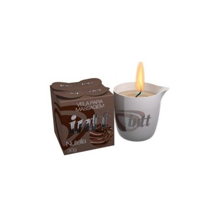 Vela de massagem 30g - Nutella