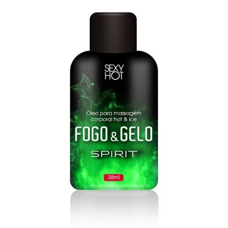 FOGO E GELO spirit