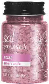 Sal espumante - Rosas