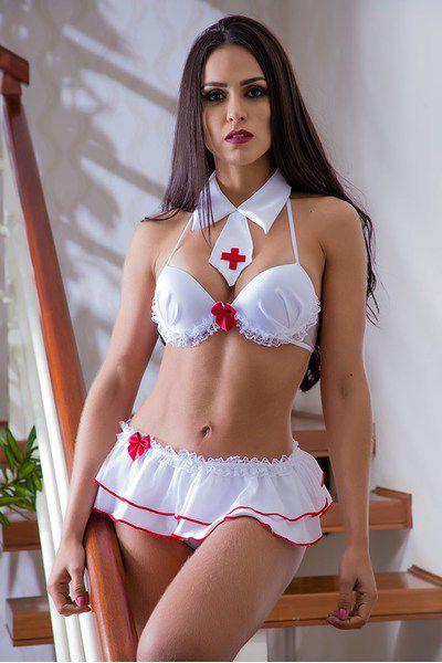 Enfermeira Safadinha