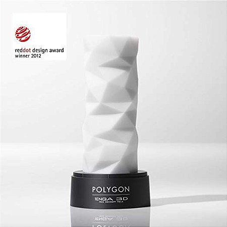 Masturbador Tenga 3D Polygon
